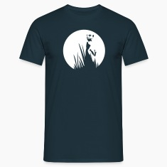 Meerkat in the grass sunset T-Shirts