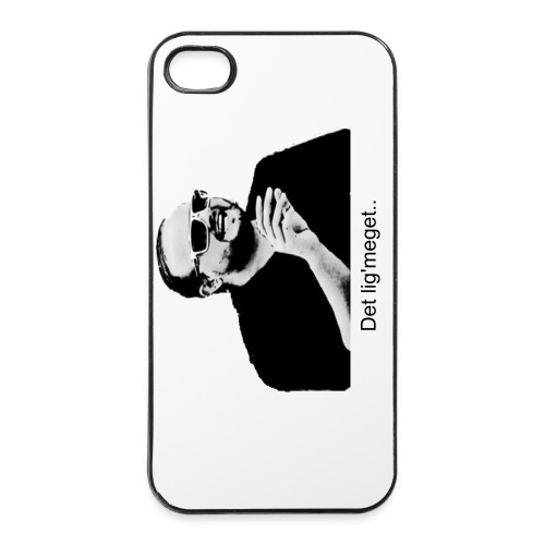 iPhone 4/4S cover - Jeppe K - iPhone 4/4s Hard Case