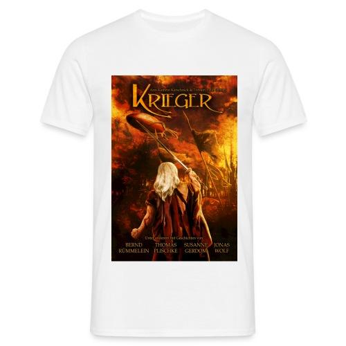 Krieger weiß (T-Shirt Männer) - Männer T-Shirt