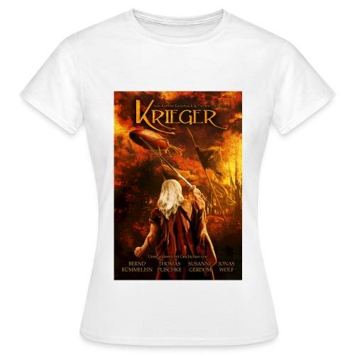 Krieger weiß (T-Shirt Frauen) - Frauen T-Shirt