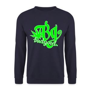 Mens BG Leaf Crewneck - Men's Sweatshirt