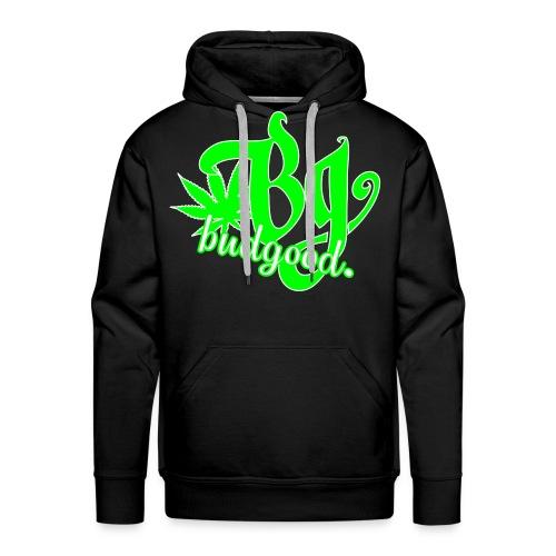 Mens BG Leaf Hoodie - Men's Premium Hoodie