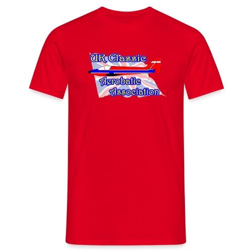UKCAA T shirt - Men's T-Shirt