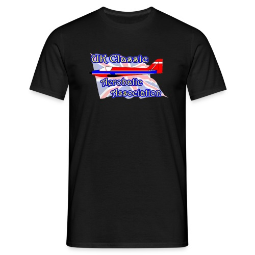 UKCAA T shirt - Men's T-Shirt