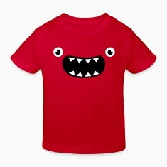 Funny Monster Face Shirts