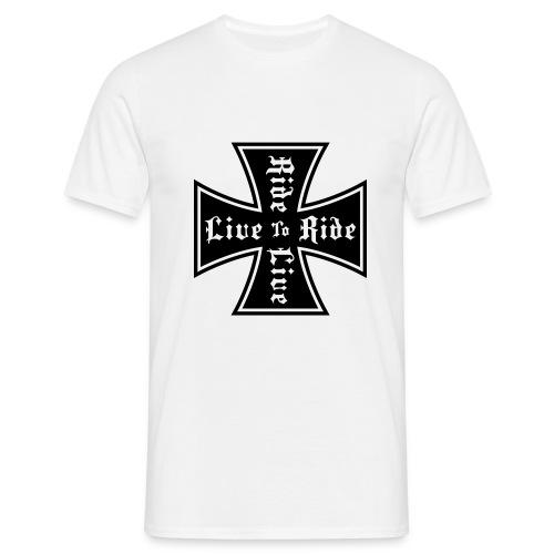 t-shirt Lausanne - T-shirt Homme