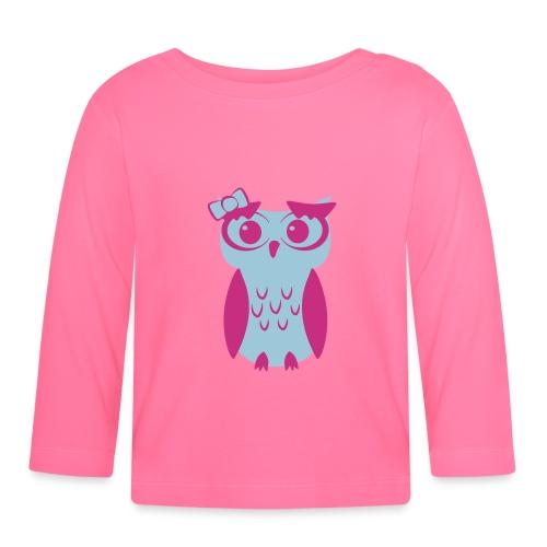 Miss Owli - Baby Langarmshirt