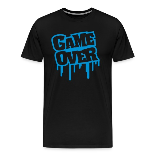 T-Shirt Game Over - Homme - T-shirt Premium Homme