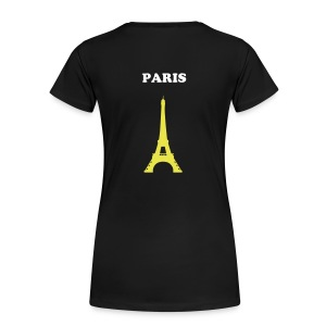 paris  apparel - Women's Premium T-Shirt