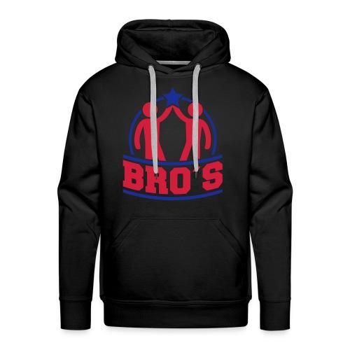 Bro Pullover - Männer Premium Hoodie