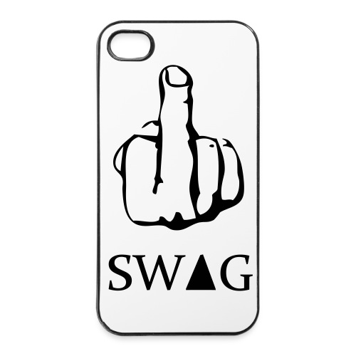 coque I Phone  Swagg  - Coque rigide iPhone 4/4s