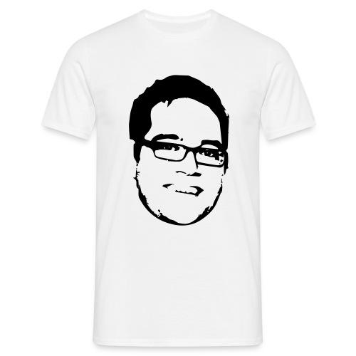 Tobse mit Bild - Männer T-Shirt