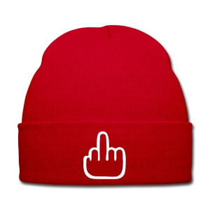 Fuck Off Wooly Hat - Winter Hat
