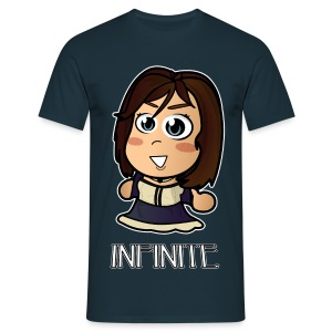 Chibi Elizabeth - Infinite Shirt (Male) - Men's T-Shirt