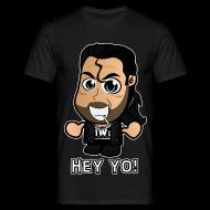 T-Shirts ~ Men's T-Shirt ~ Chibi Scott Hall - Hey Yo Shirt (Male)