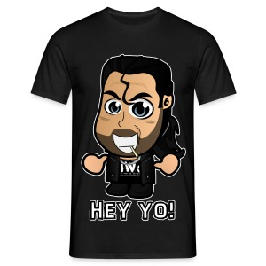 Chibi Scott Hall - Hey Yo Shirt (Male) - Men's T-Shirt
