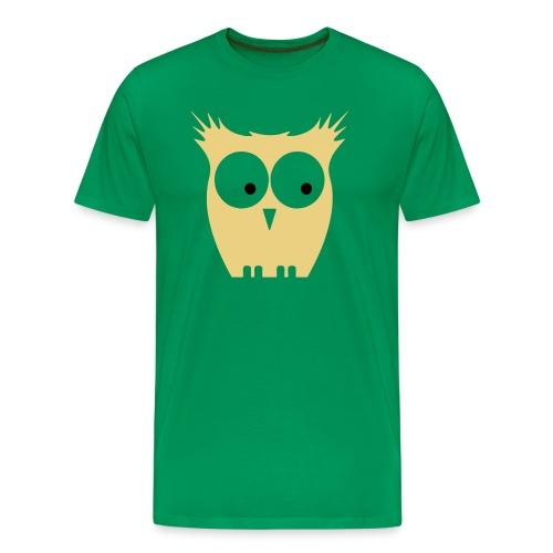 På tur i Guds frie natur - Premium T-skjorte for menn