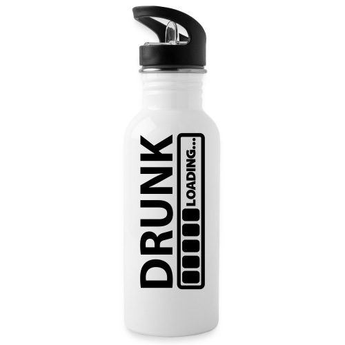 secret drinkers bottle  - Water Bottle