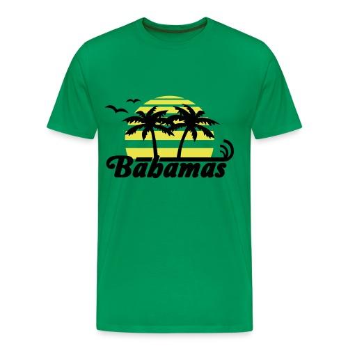 Bahamas - T-shirt Premium Homme