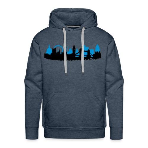 Paysage. - Sweat-shirt à capuche Premium pour hommes