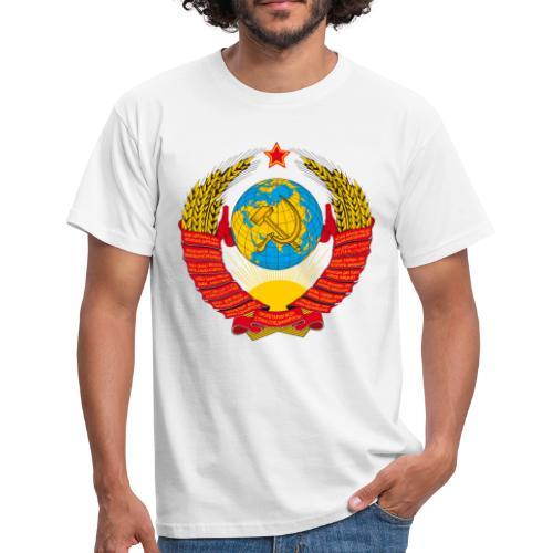 Герб СССР - Männer T-Shirt