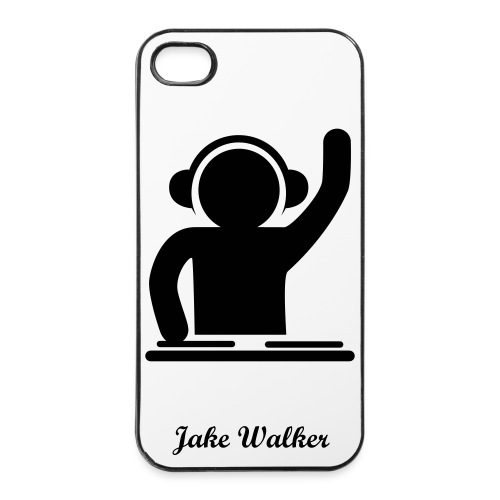 dj phone case  - iPhone 4/4s Hard Case