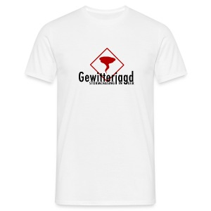 Gewitterjagd 2013 Edition - Männer T-Shirt