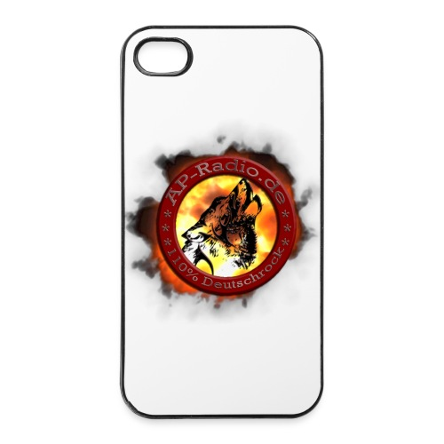 AP-Radio - 110% Deutschrock - Das iPhone 4 Case (Hart) - iPhone 4/4s Hard Case