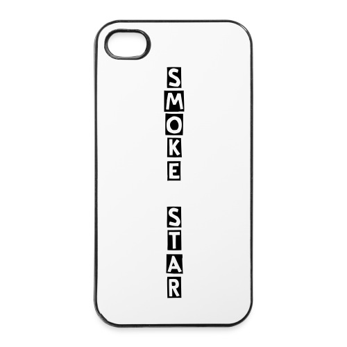SMOKE  PHONE CASE  - iPhone 4/4s Hard Case