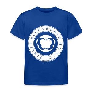 FINEST ELECTRONIC MUSIC - Kinder T-Shirt