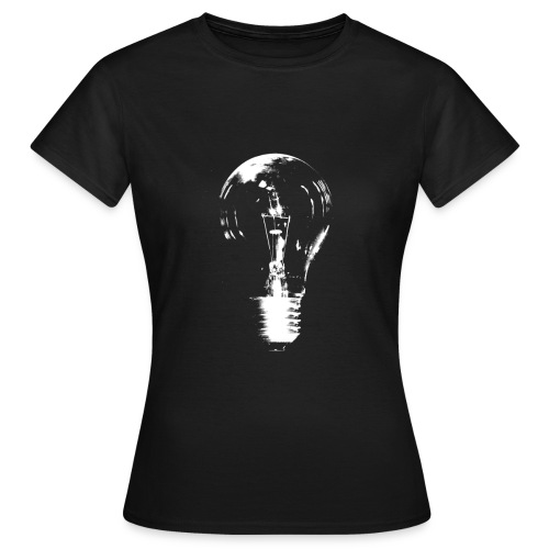 Bulb Women - Women's T-Shirt