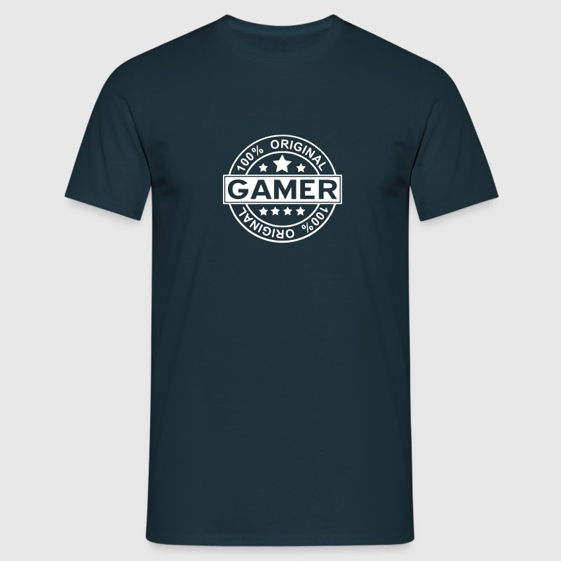 gamer T-shirts - Herre-T-shirt