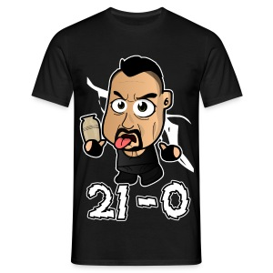 Chibi Taker - 21-0 - Men's T-Shirt