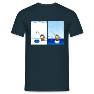Climate Change - Men's T-Shirt