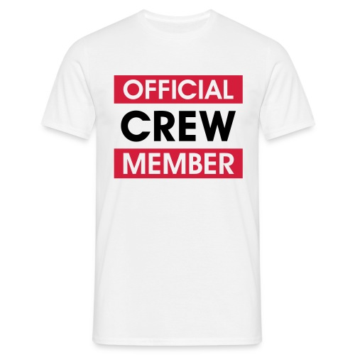 mystick crew  - Men's T-Shirt
