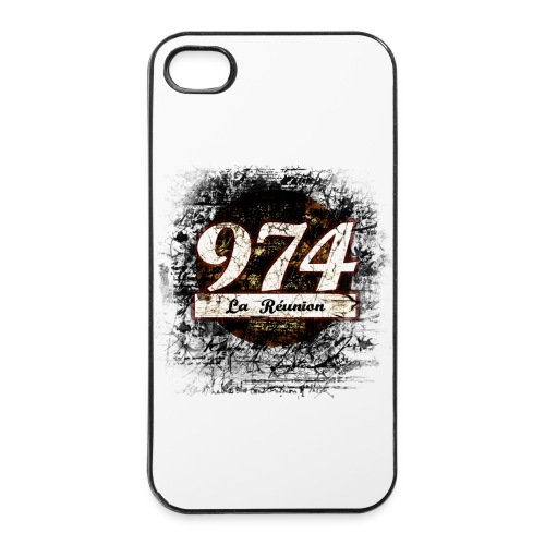 Coque 974 - Coque rigide iPhone 4/4s