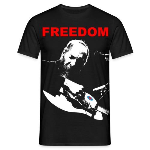 Freedom Richie Havens - Männer T-Shirt