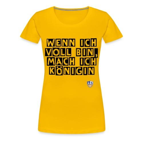 Shirt Könich Frauen - Frauen Premium T-Shirt