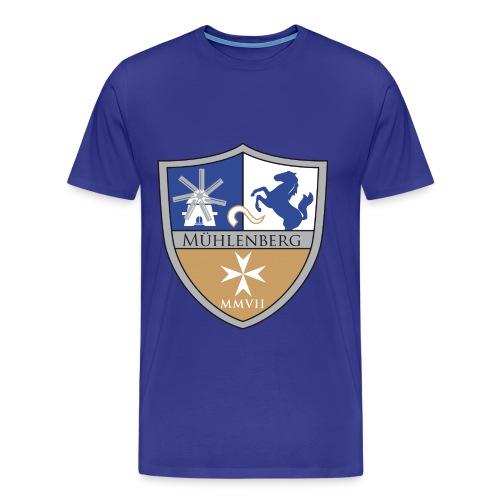 Shirt Wappen ohne Schriftzug Männer - Männer Premium T-Shirt
