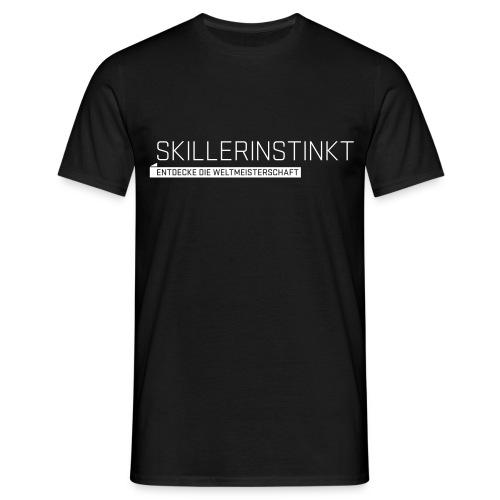 Skillerinstinkt Men's T-Shirt - Men's T-Shirt