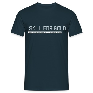 Skill for Gold Men's T-Shirt - Men's T-Shirt