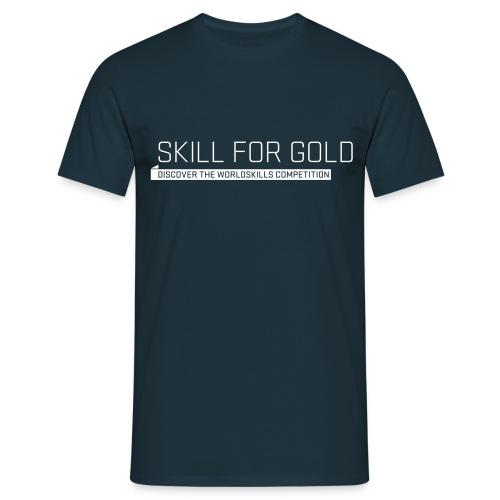 Skill for Gold Men's T-Shirt - Men's T-Shirt
