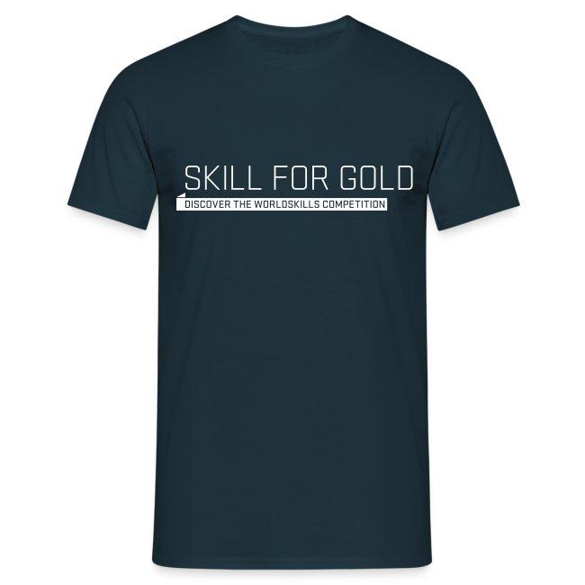 Skill for Gold Men's T-Shirt