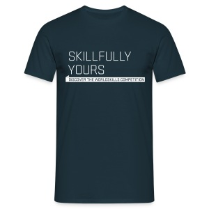 Skillfully Yours Men's T-Shirt - Men's T-Shirt