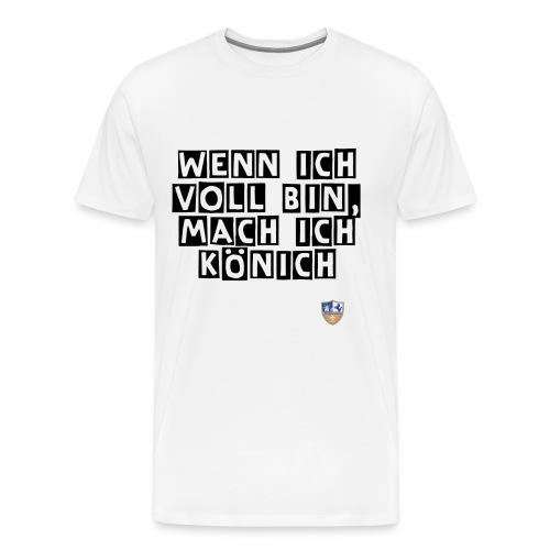 Shirt Könich Männer - Männer Premium T-Shirt