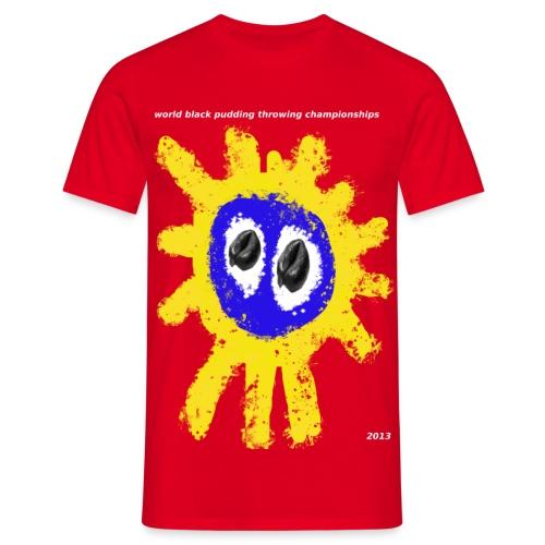 Pudthrowing 2013 - Men's T-Shirt
