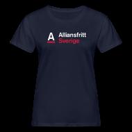 T-shirts ~ Ekologisk T-shirt dam ~ Artikelnummer 24609713