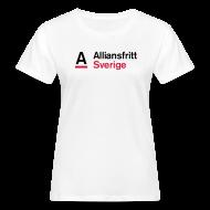 T-shirts ~ Ekologisk T-shirt dam ~ Artikelnummer 24609717