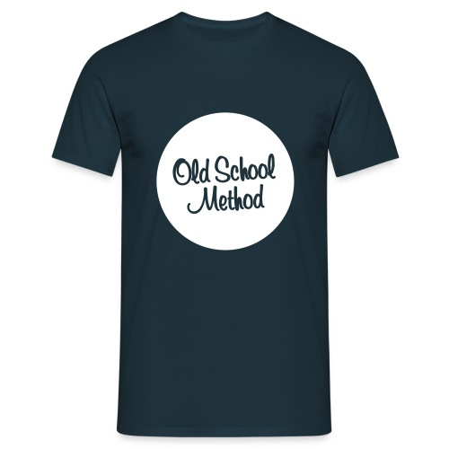 Old School Snow - T-shirt Homme