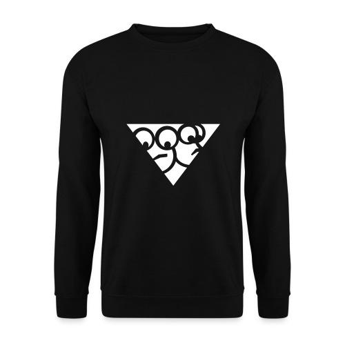 Dreieck Pulli (Navy) - Männer Pullover